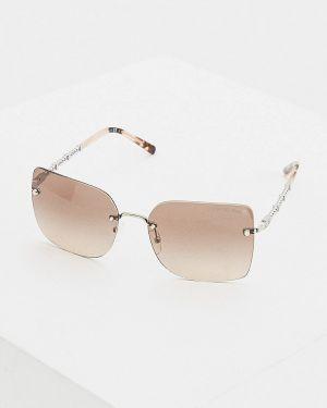 Солнцезащитные очки прямоугольные квадратные Michael Kors