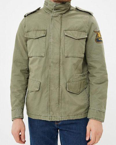 Куртка осенняя легкая Wrangler
