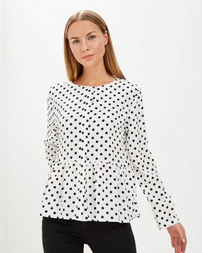 Блузка с длинным рукавом белая Care Of You