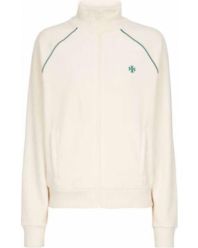 Белая спортивная куртка Tory Sport