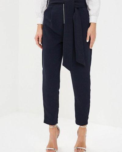 Синие брюки повседневные Lost Ink.