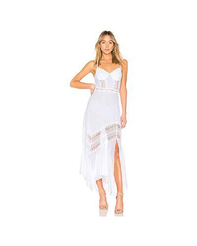 Платье со вставками с разрезами по бокам Charo Ruiz Ibiza
