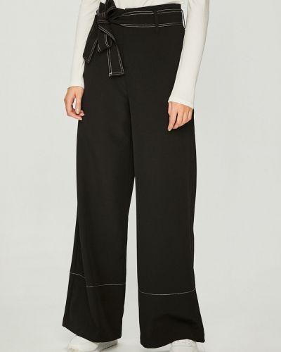 Свободные брюки с карманами с поясом Answear
