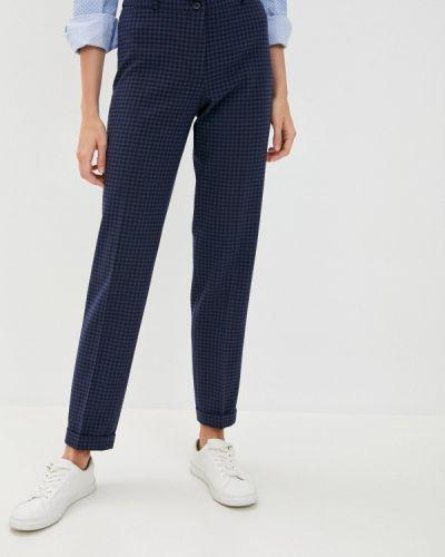 Повседневные синие брюки Dlys