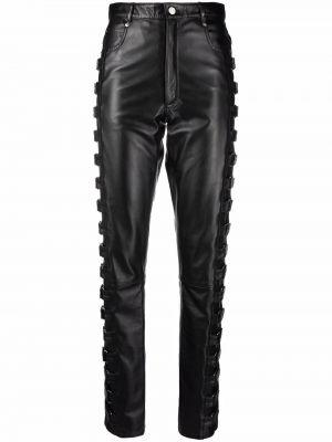 Черные брюки классические Manokhi