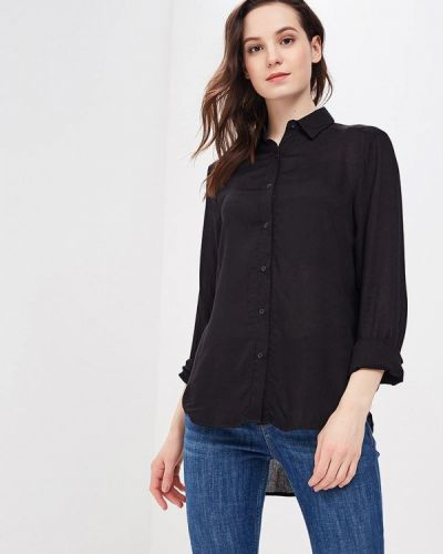Черная рубашка Brave Soul