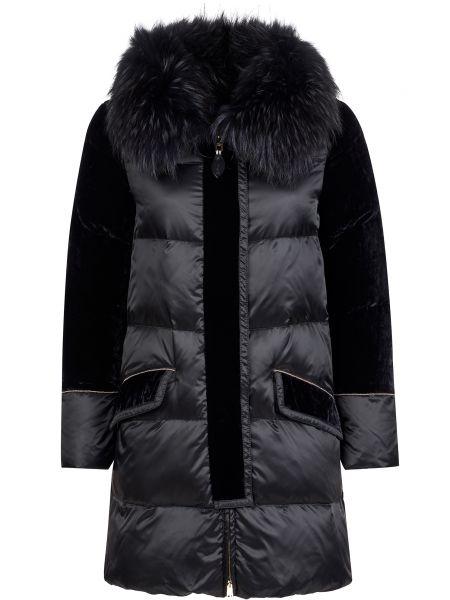 Черная куртка Gallotti