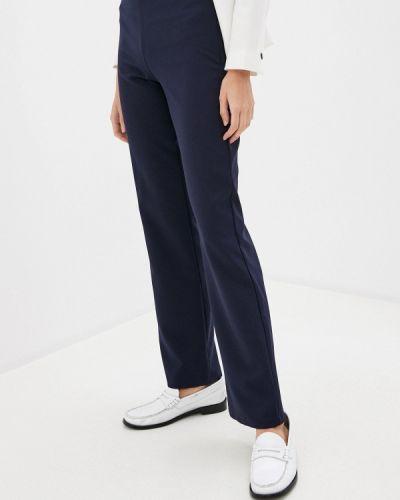 Синие повседневные брюки Trussardi Collection
