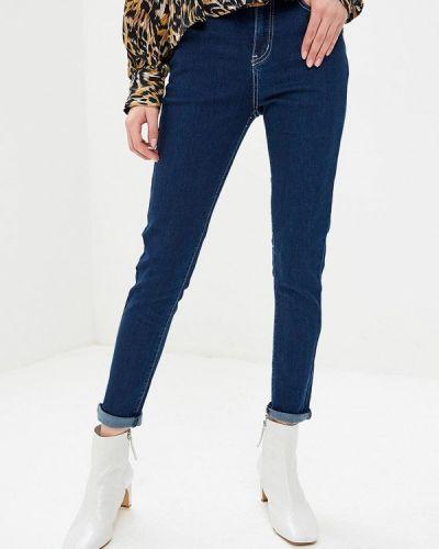 Джинсы-скинни синие Glamorous