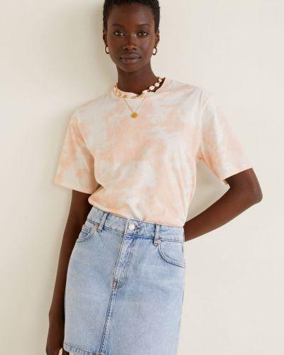 Юбка мини джинсовая карандаш Mango