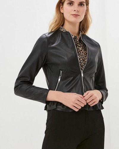 Черная куртка Tiffosi