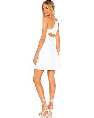 Платье мини с открытой спиной ампир Susana Monaco