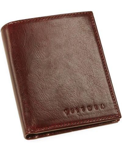 Brązowy portfel Vistula