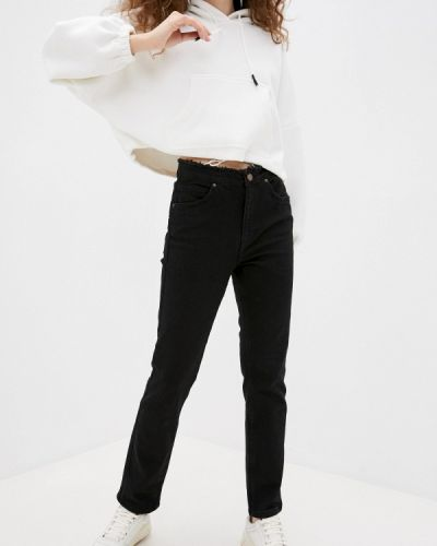 Черные джинсы-скинни узкого кроя 2nd Day
