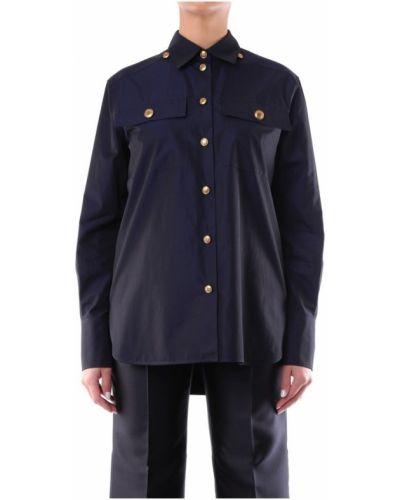 Klasyczna klasyczna koszula z długimi rękawami Givenchy
