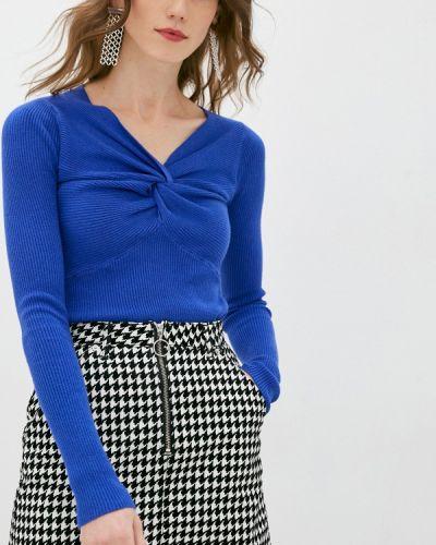 Синий пуловер B.style