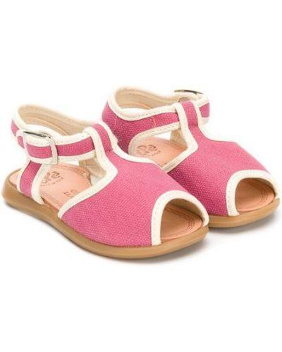 Сандалии розовый Pèpè