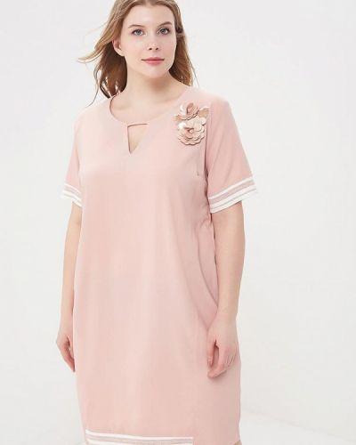 Платье розовое итальянский Kitana By Rinascimento