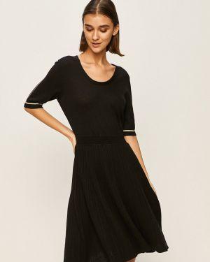 Sukienka mini codzienna wełniana Calvin Klein