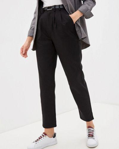 Черные зимние брюки Ostin