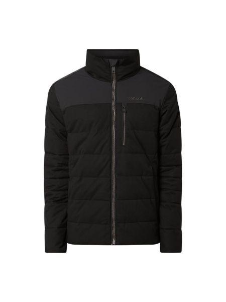 Czarna kurtka pikowana Tenson
