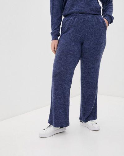 Синие спортивные брюки Malena
