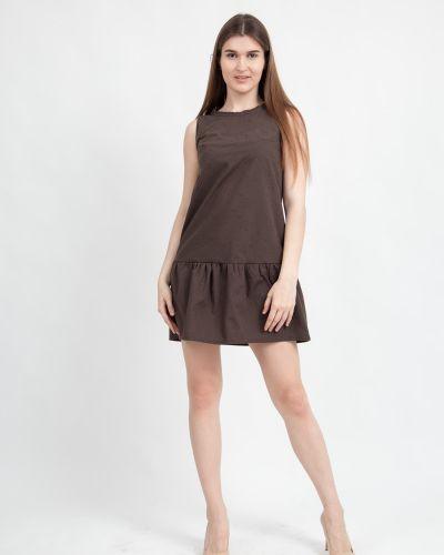 Летнее платье платье-сарафан с оборками Lovitton