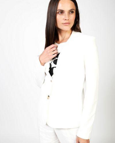 Белый пиджак Ouí