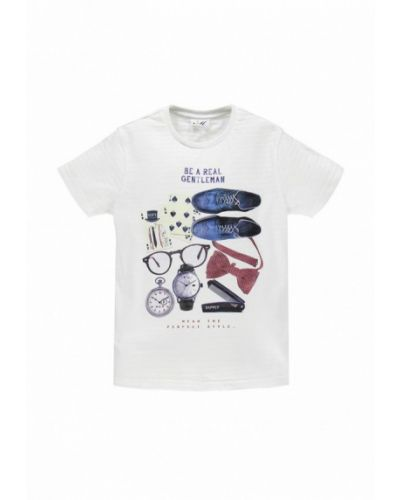 Белая футболка Mek