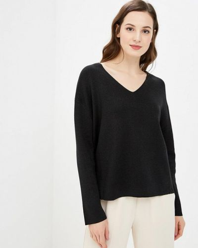 Пуловер черный Art Love