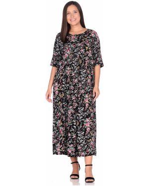 Летнее платье для беременных макси Amarti
