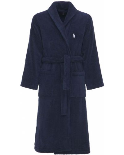 Банный халат с вышивкой Polo Ralph Lauren