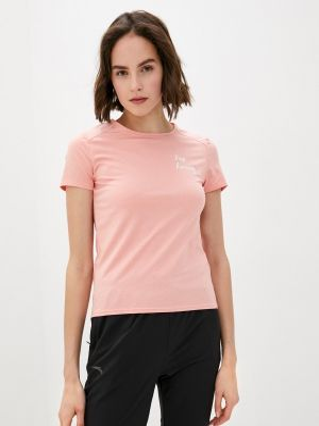 Спортивная футболка - розовая Anta