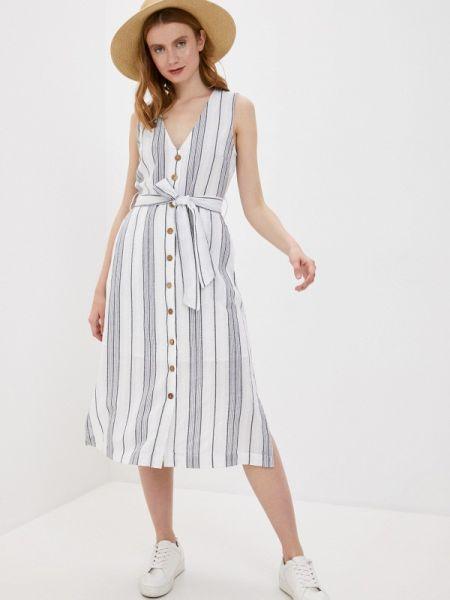 Белое платье Tiffosi