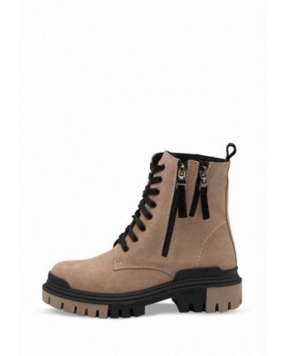 Ботинки - бежевые Bosser