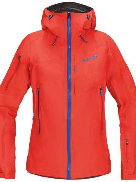 Куртка с капюшоном спортивная нейлоновая Red Fox