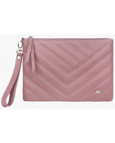 Розовый клатч Esse