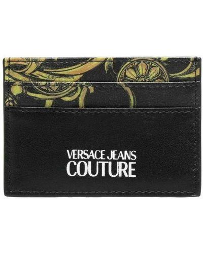 Portfel - żółty Versace Jeans Couture