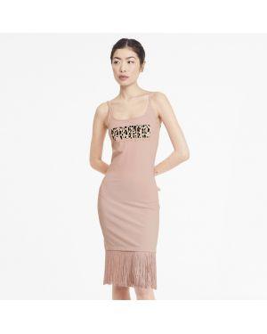 Платье с бахромой классическое Puma