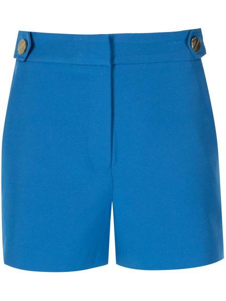 Синие шорты на пуговицах Milly