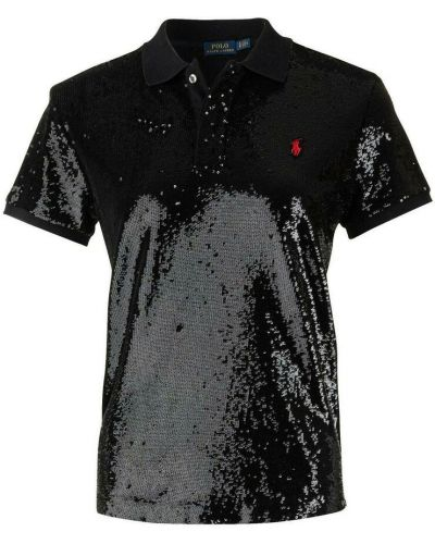 Czarna koszula Ralph Lauren