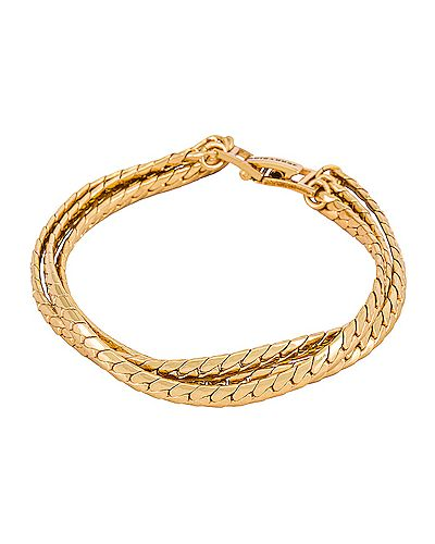 Złota bransoletka ze złota Jenny Bird