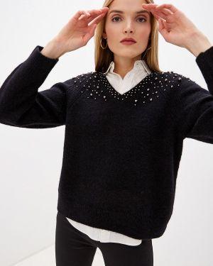 Черный свитер Laurèl