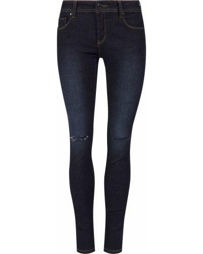 Хлопковые джинсы - синие Gaudi