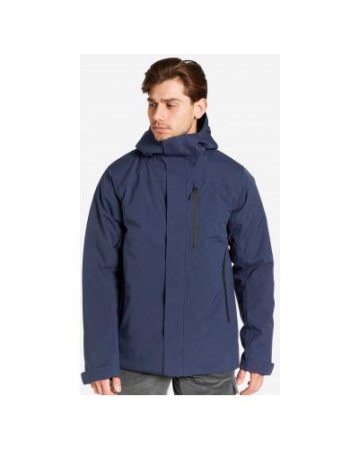 Куртка с капюшоном - синяя Northland