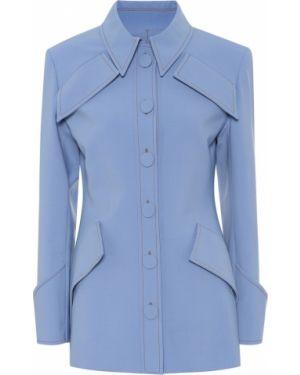 Синяя куртка винтажная Ellery