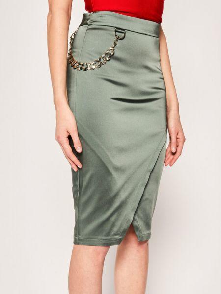 Spódnica ołówkowa - zielona Marciano Guess