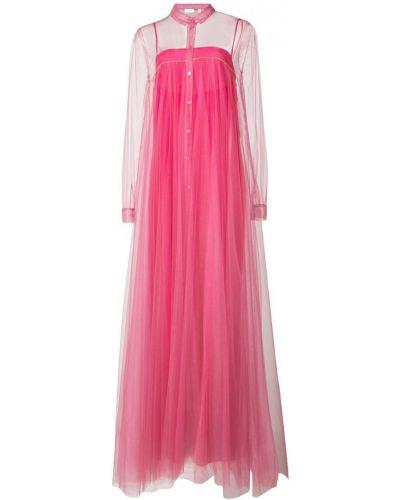 Платье плиссированное Vionnet
