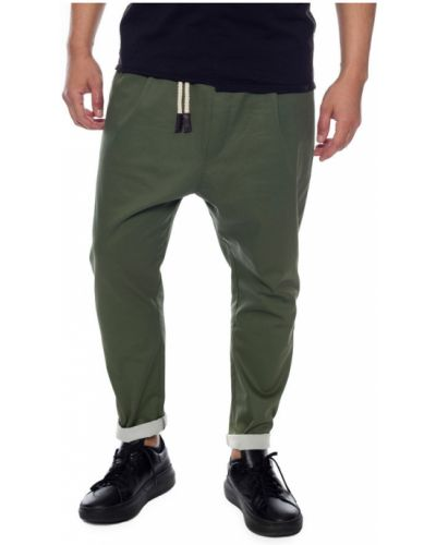 Zielone spodnie Reykjavik District