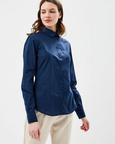 Рубашка синяя Piazza Italia